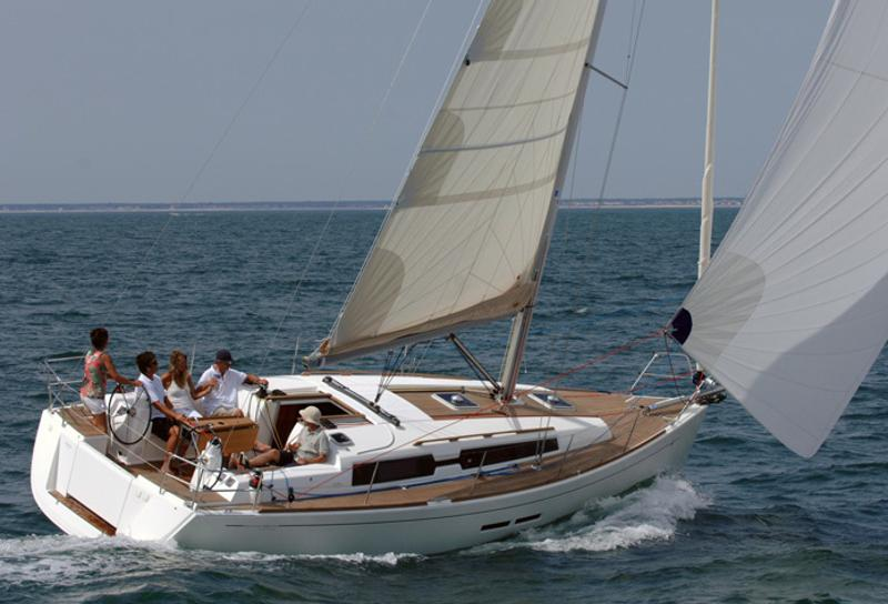 Dufour 375 GL / China girl (Bowthruster, full teak deck, sails 2018) (2013)
