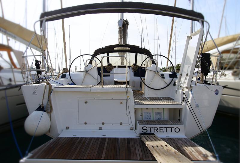 Dufour 460 Grand Large / Stretto (2018)