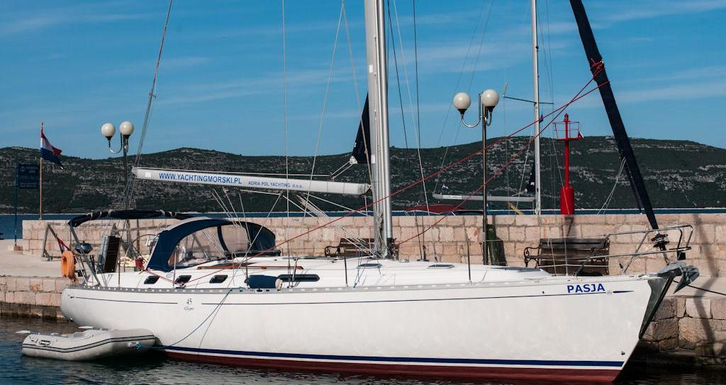 Dufour 45 Classic / Pasja SKIPPERED (1998)