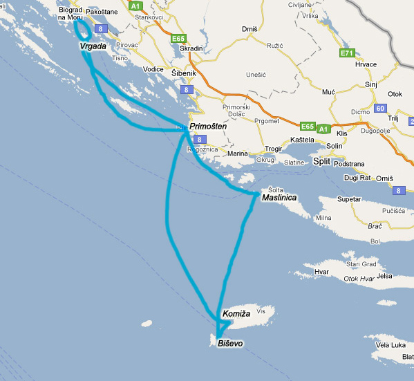Sailing on South Adriatic   Blog   Sailcity - Yachting in